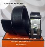 Sabuk Kulit Mont Blanc