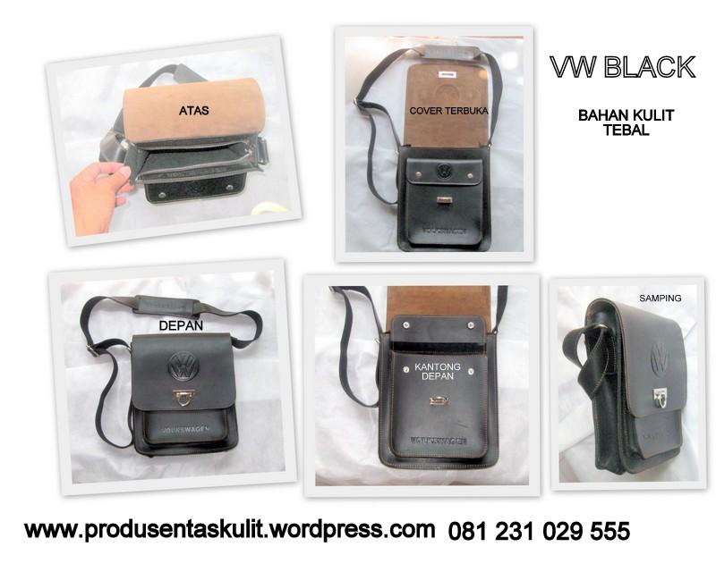 Tas VW Black