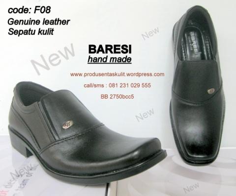 Sepatu Kulit Baresi